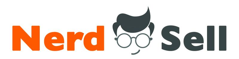NerdSell - main logo
