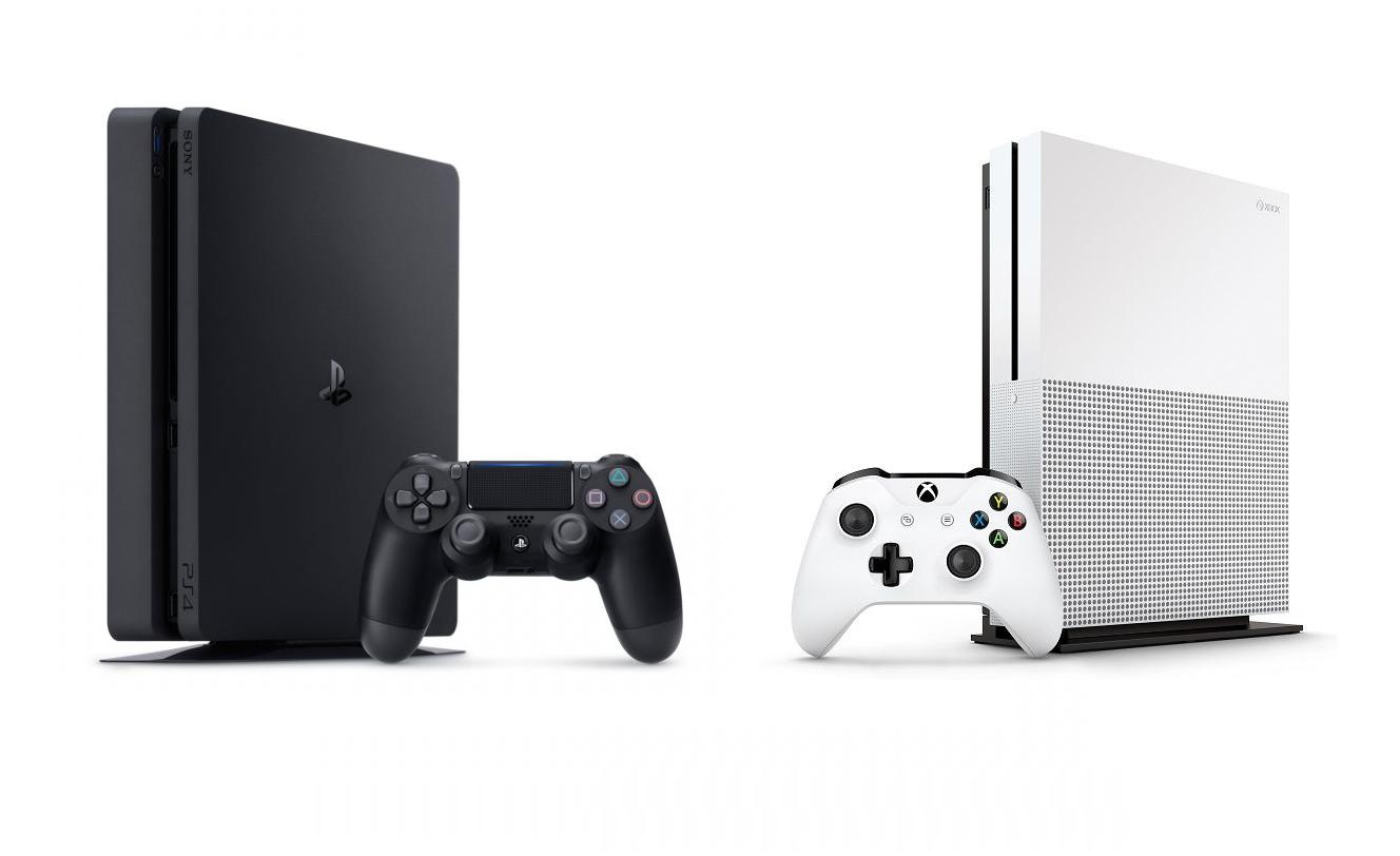 PS4-Slim-Xbox-One-S